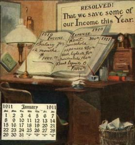 Calendar Page Resolution