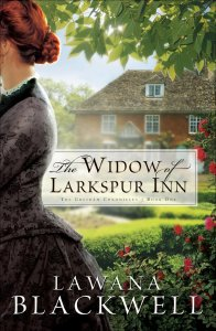 Cover Widow of Larkspur Inn