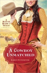 Cowboy Unmatched Cover