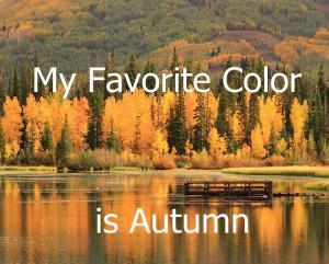 My favorite color 2