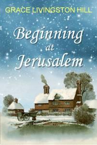 Beginning at Jerusalem Cover