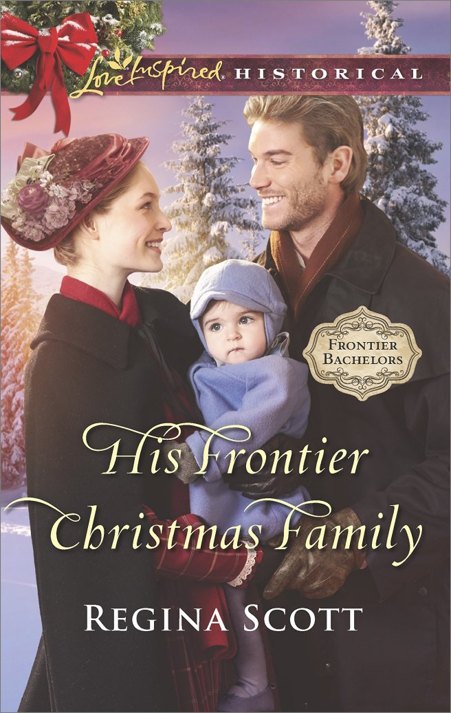 Cover_His Frontier Christmas Family