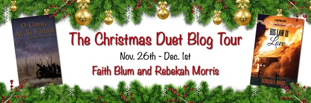 A Christmas Duet and a Giveaway! | Writer Jenny Berlin